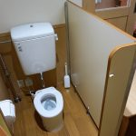 病後児保育室トイレ